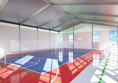Aga Khan Sports Complex 2 - 5