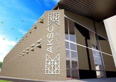 Aga Khan Sports Complex 2 - 6