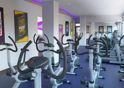 Aspire Fitness Gym 3