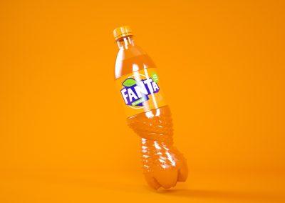 Fanta orange 1080p