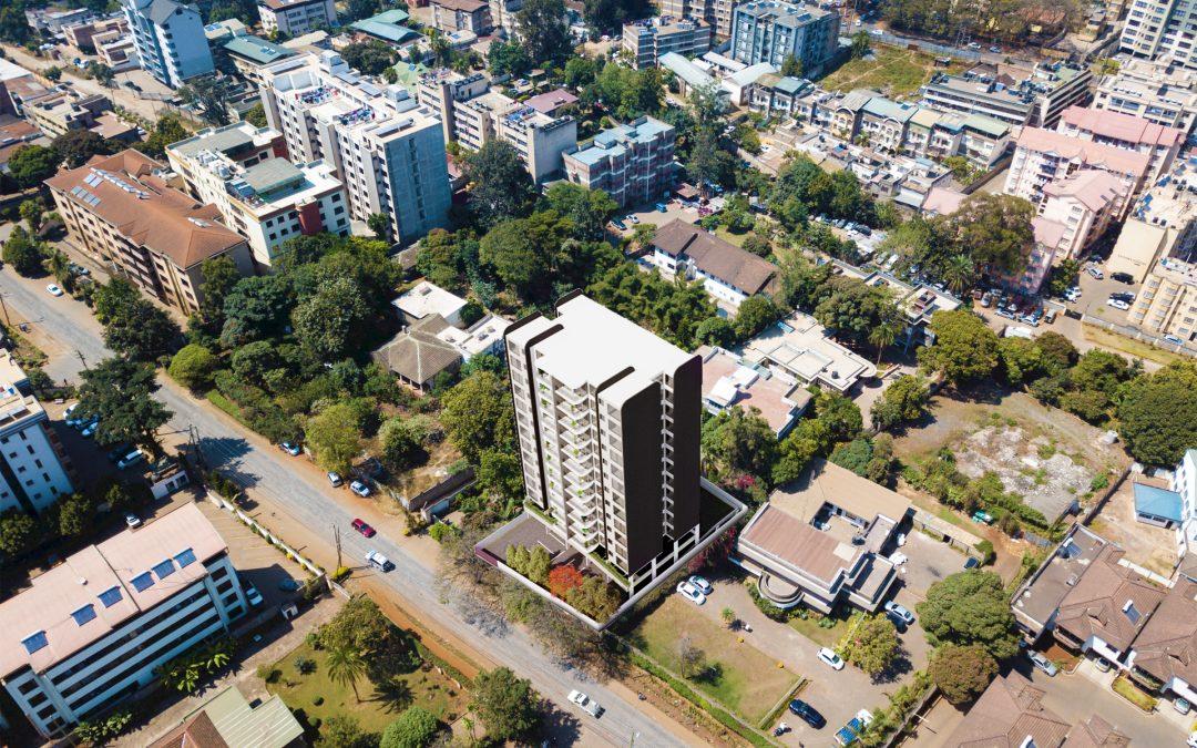 Madhuram Apartments Compositing